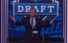 Goodell Hamming It Up For The Boos Makes Me Sick