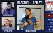 Barstool Rundown April 27, 2016