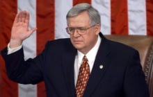 Why Isn't The Former Speaker Of The House Being An Admitted Serial Child Molester A Bigger Fucking Story?