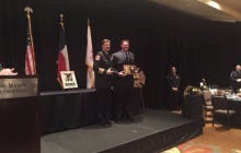 Big Congratulations To The Frisco Firefighter/EMT 2015 Rookie of the Year – Danny Watkins!!!