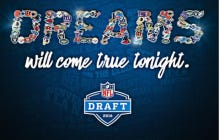 I Can't Fathom How People Are Going To Watch The NFL Draft Tonight