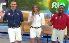 The US Olympic Team Uniforms Are Disgusting