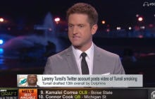 Todd McShay Is Getting Crushed For Saying Laremy Tunsil Sold Out His Coaches