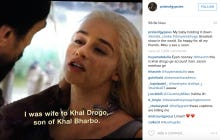 So The Guy Who Played Khal Drogo On GOT Is Still Super Obsessed With Khaleesi