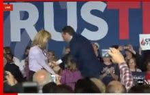 Ted Cruz's Daughter Legit Hates Him