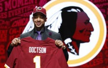 Redskins Trade Down 1 Slot And Select WR Josh Doctson With The 22nd Overall Pick