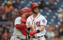 The Nationals Got Swept By The Phillies And Straight Up Cannot Hit