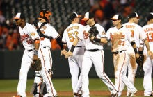 O's Get Back On The Right Track By Beating White Sox, In First Place at 13-8