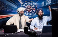 Turns Out I'm Only Listening To Hockey Broadcasts In Punjabi From Now On