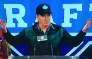 """Roger Goodell Goes Full Heel And Tells The Booing Draft Crowd To """"Bring It On"""""""