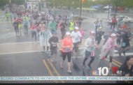 Great Work By Haywood And The Entire Jablowme Family At The Broad Street Run Today