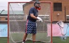 El Pres Lacrosse Unlimited Goalie Challenge