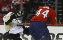 Brooks Orpik Is A Gentleman And A True Leader For His Headshot On Olli Maatta