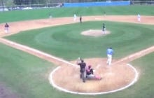 Here's Your Local D-III Walk Off Bat Flip/Hardo HR Strut Of The Day