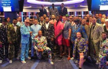 The Winner Of The Cubs Crazy Suit Road Trip Is Eric Hinske