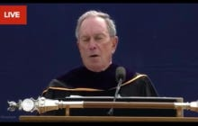 Bloomberg Gives University of Michigan Commencement Address, Dumps On Safe Spaces and Trigger Warnings