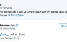 Trevor Ariza Got Into It With A Trolling Rockets Fan On Twitter, Set Up A Fight, Then Both Said They Were Just Kidding