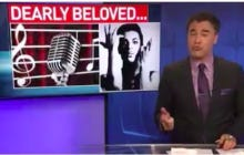Sports Anchor Does Awesome Prince Tribute Live On Air…Promptly Fired