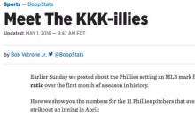 I Can't Seem To Find Anything Racist At All With This Philly.com Headline