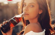 Barbara Palvin Just Made Coke Zero My New Favorite Drink