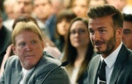 Think David Beckham Will Ever Recover From Having To Sit Next To The Greatest Haircut Of All Time?
