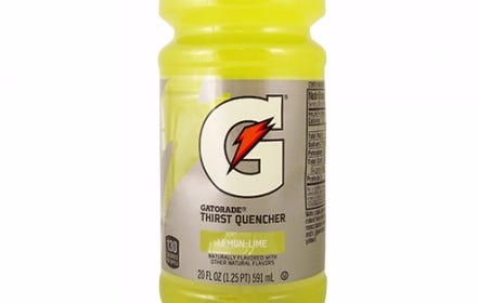 It's Time To Revisit The Top 5 Official Gatorade Rankings