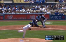Wake Up With Clayton Kershaw's 14 Strikeout Performance Against The Padres