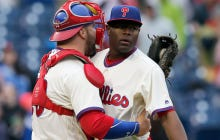 The Bullpen And Ryan Howard Steal The Weekend, Freddy Clutch Continues To Deliver As Phillies Sweep The Indians