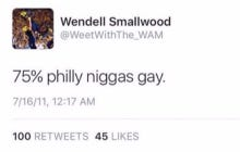 WVU's Wendell Smallwood Drafted By The Eagles…Instantly Regrets Some Of His Past Tweets