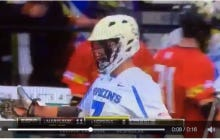 Best Lax Bro Announcer In The Game Booker Corrigan Back At it Again For Hopkins/Maryland