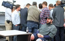 Poor Matt Patricia Getting No Love From The Media And Looking Like The Loneliest Man In The World