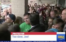 """Guy Pulls The """"Too Slow"""" Handshake Move On Ted Cruz And I Think That's Officially Curtains For His Campaign"""