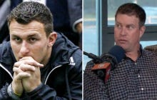 Ryan Leaf Says Watching Johnny Manziel Is Like Looking In A Mirror