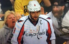 Caps Lose a Tough One In Pittsburgh