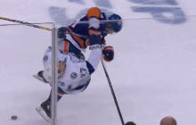 Thomas Hickey Just Knocked Jonathan Drouin Back To The AHL