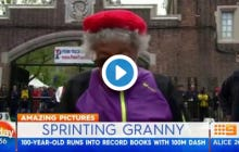 100 Year Old Woman Who Broke The World Record For The 100 Meter Sprint In Her Age Group Can Take Her Life Advice And Shove It