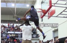 Former Pacific Guard Casually Jumps Over 7'6″ Mamadou Ndiaye