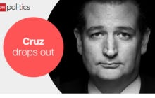 """Ted Cruz Drops Out Of Presidential Election Hours After Getting The """"Too Slow"""" Handshake"""