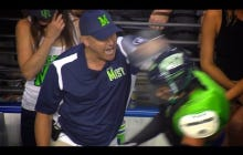 Lingerie Football Coach Chris Michaelson Is Back And As Batshit As Ever, Relive His Greatest Hits