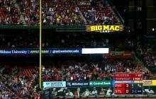 Adam Wainwright Hit A Home Run Up In Big Mac Land
