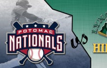 The Potomac Nationals Are Playing Not One, Not Two, But Three Games Today In The Rare Triple Header