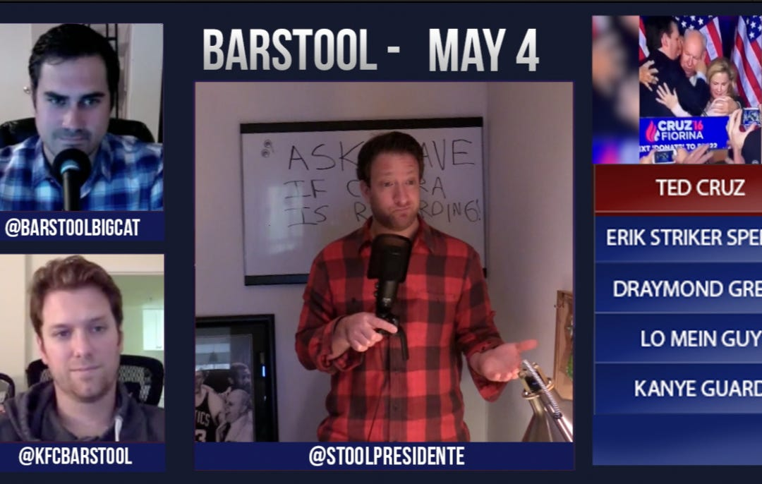 Barstool Rundown May 4, 2016