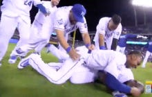 Wake Up With Lorenzo Cain And The Royals Walking Off Against Jonathan Papelbon