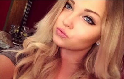 Barstool Philly Local Smokeshow of the Day – Christina