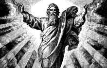 A Man Has Filed A Restraining Order Against God For Being Mean To Him