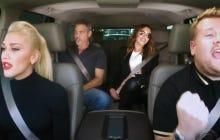 Carpool Karaoke With A Bomb Squad Of Gwen Stefani, George Clooney and Julia Roberts