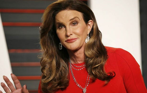 Caitlyn Jenner Is Appearing On The Cover Of Sports Illustrated, Wearing Only A Flag, With Bruce's Gold Medals