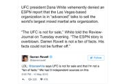 Has Dana White Gotten Out Of The Locker Rovell Stuffed Him In Last Night?