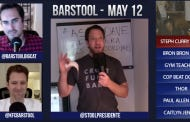 Barstool Rundown May 12, 2016