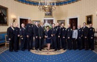 13 Police Officers Were Awarded The Medal Of Valor Today; Here Are Their Stories
